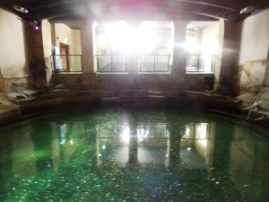 The Frigidarium, it looks so cold!