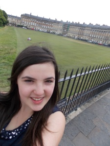 At The Royal Crescent