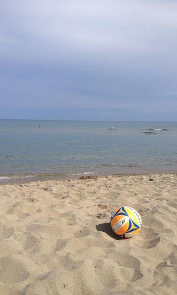 Canet-La plage, beach near Perpignan