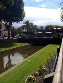 Perpignan, centre ville