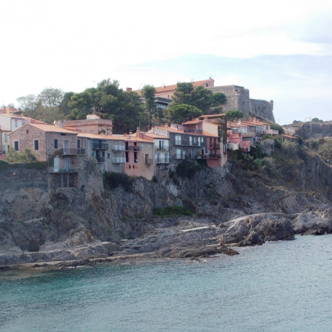 Oh you know, just a day trip to Collioure...