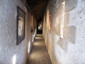 Inside the Remparts