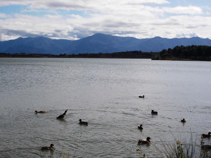 Le Lac de la Raho