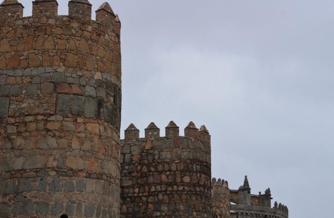 Las Murallas de Ávila (city walls of Ávila)