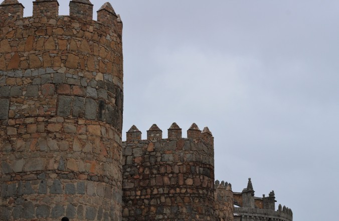Las Murallas de Ávila (city walls of Ávila)