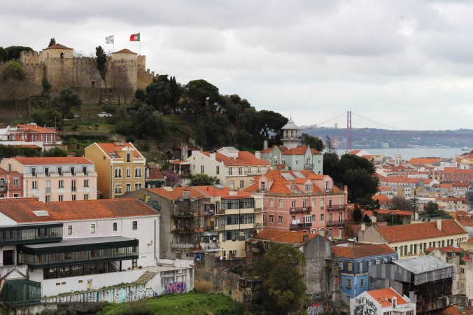 View of Lisbon