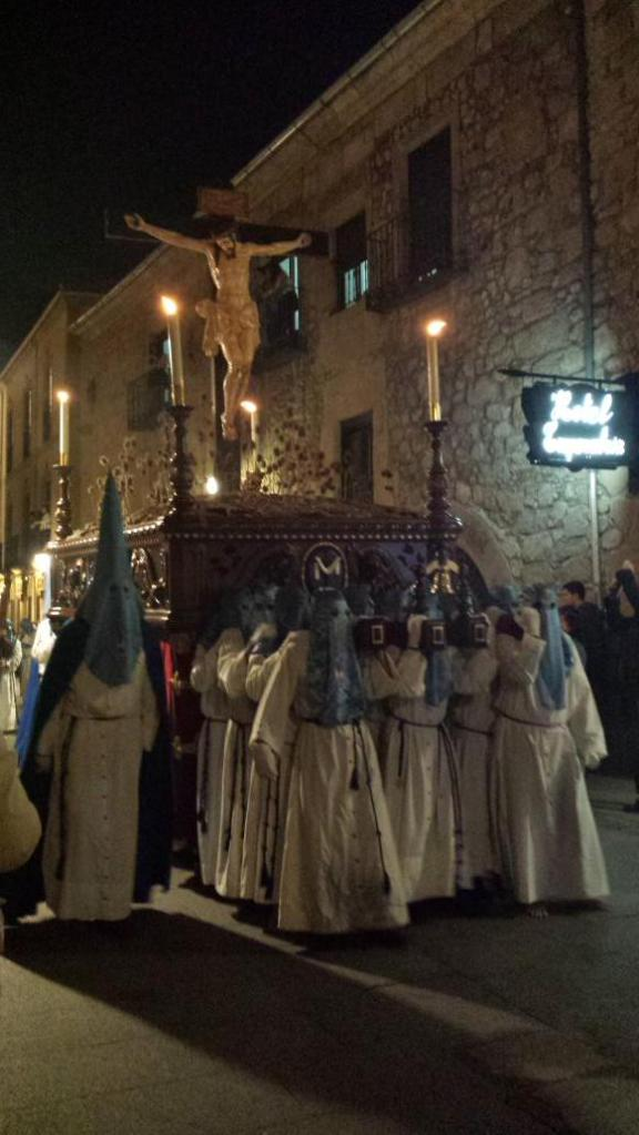 Lunes Santo procession
