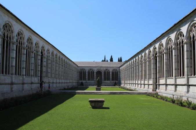 Inside Il Camposanto